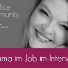 Mama im Job im Interview mit lexoffice