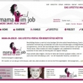 Launch mama-im-job.de