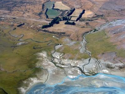 Seht euren Business-Weg doch mal als Flussdelta. Foto: A. Kriewel, pixelio.de