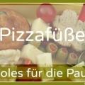 Rezept: Pizzafüße