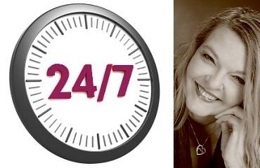 Twentyfourseven - Die Kolumne von Petra A. Bauer