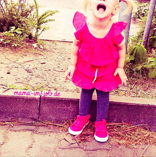 Das Babytörtchen hat es gerne farbenfroh! Foto: Petra A. Bauer
