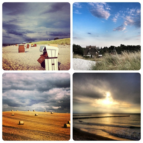 Darß. Mecklenburg-Vorpommern. Fotos von Susi Ackstaller.