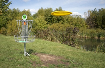 Frisbee-Golf | Outdoor Spiele