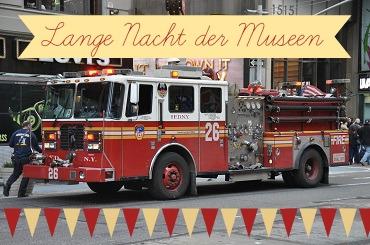 Lange Nacht der Museen in Berlin am 31.8.2013