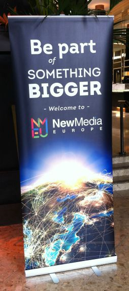Be part of something bigger - #NMEU - New Media Europe