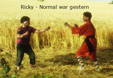 Kinderkino: RICKY - NORMAL WAR GESTERN