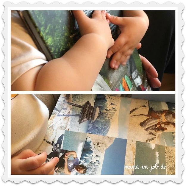 Babytörtchen mag das Buch