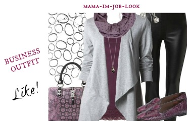 Business Look in mama-im-job.de-Farben