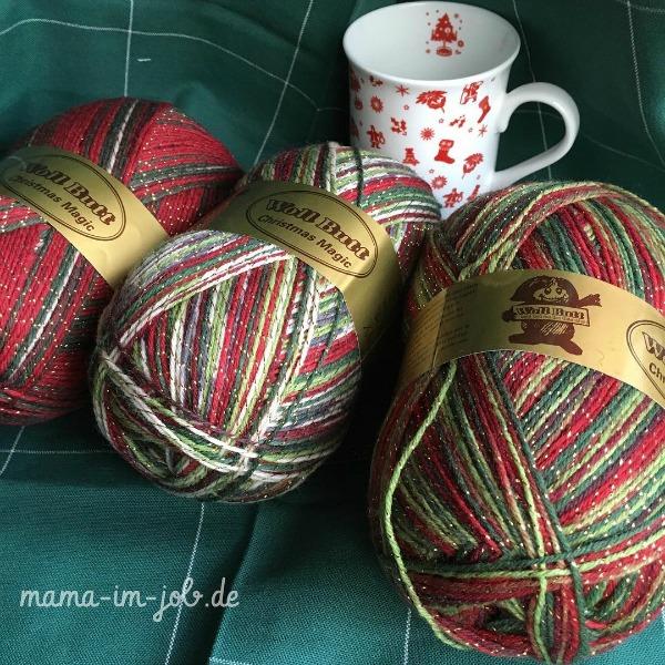 Christmas Magic Wolle von Buttinette