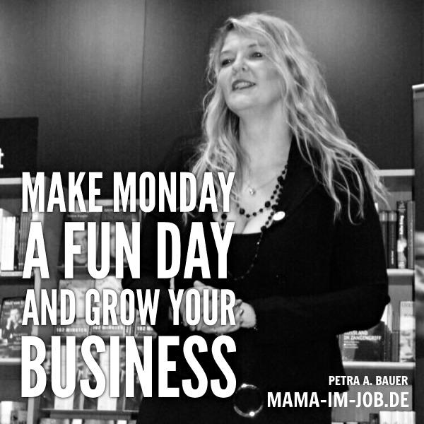 5 Tipps, was du an einem Montag für dein Business tun kannst.