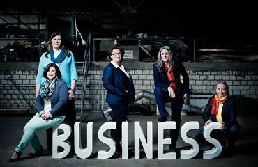 Frauen zeigen Vielfalt - Der Unternehmerinnentag im Siegerland 2013