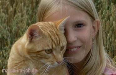Ob Kinder Tiere brauchen? Schaut euch die beiden doch an!