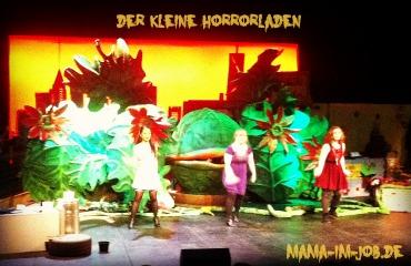 Der kleine Horrorladen. Gastspiel der Berliner Stage Company im Atze Musiktheater.