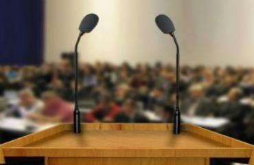 Konferenzen und Messen