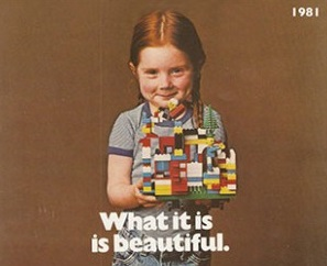 Das Lego-Mädchen von 1981