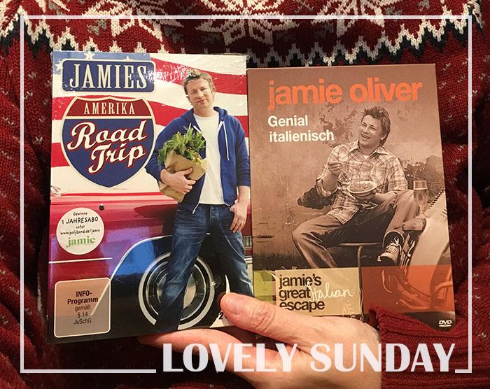 Der LOVELY SUNDAY heute mit Jamie Oliver