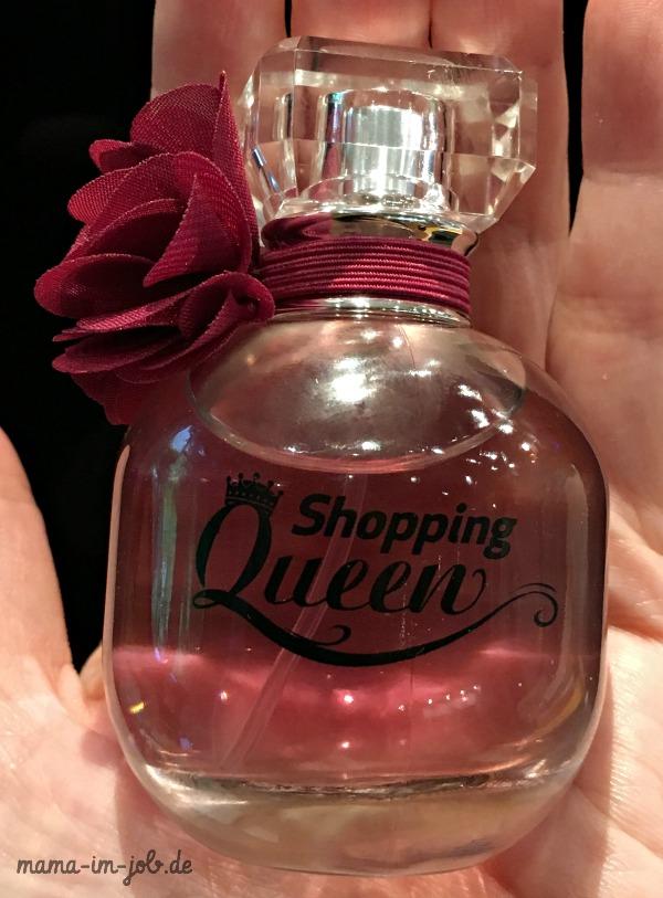 Midnight Queen, das Abend-Parfum von Shopping Queen. Foto: Petra A. Bauer.