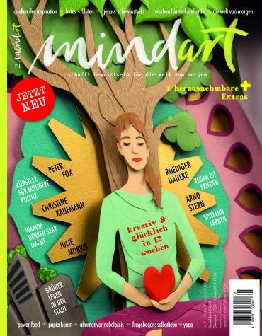 Das Cover der mindart Erstausgabe.