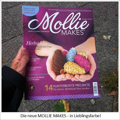 MOLLIE MAKES - Herbstausgabe