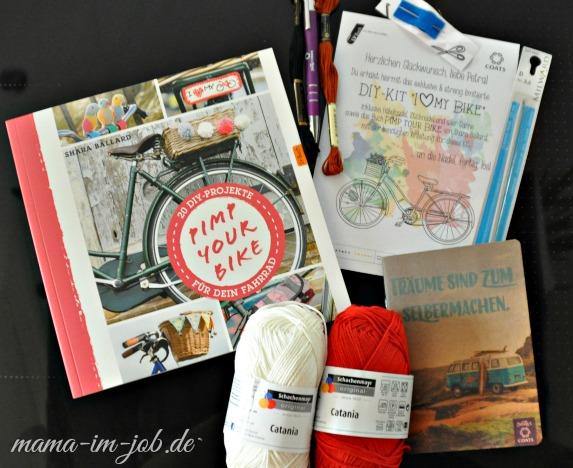 Pimp your Bike! 20 DIY-Projekte für dein Fahrrad.