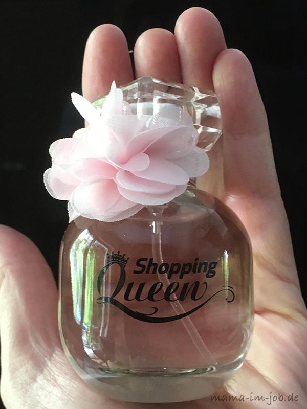 Queen of the Day - das Parfum für den Tag von Shopping Queen. Foto: Petra A. Bauer