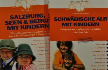 Schwäbische Alb mit Kindern. Salzburg, Seen & Berge mit Kindern. Ausflüge und Aktivitäten. Foto: Petra A. Bauer
