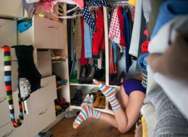 Kein hektisches Wühlen mehr im Kleiderschrank am Morgen
