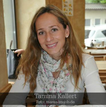 Wunderschön!-Moderatorin Tamina Kallert. Foto: Petra A. bauer für mama-im-job.de