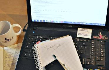 This is how I work   Wie ich blogge   Blogstöckchen