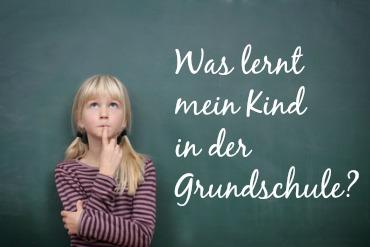 Was lernt mein Kind in der Grundschule? Lerninhalte. Foto: © Coloures-pic - Fotolia.com