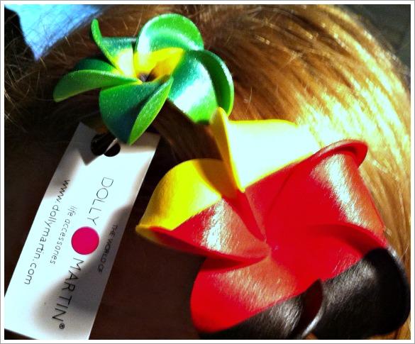 WM-Frangipani-Blüten von Dolly Martin